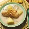 Du lịch Thái Lan khám phá ý nghĩa đặc biệt của món chè chuối Kluay Buat Chee