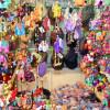 Mua sắm tại chợ đêm Chiang Mai