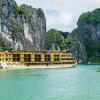 Du lịch Hạ Long- top 5 du thuyền 5 sao lớn nhất