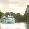 Chiêm ngưỡng du thuyền lớn nhất vịnh Hạ Long
