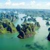 Vịnh Hạ Long – Một trong những vùng vịnh đẹp nhất thế giới