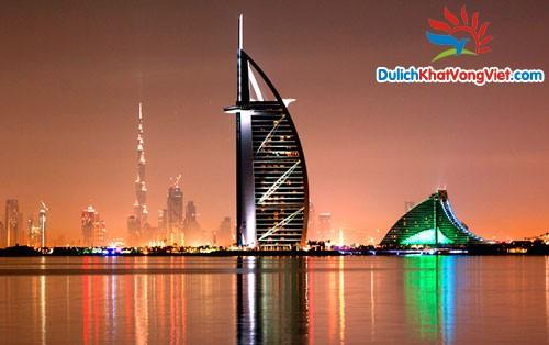 Du lịch Trung Đông : Hà Nôi/Tp HCM – Abu Dhabi – Them Park -Tham quan Sharjah