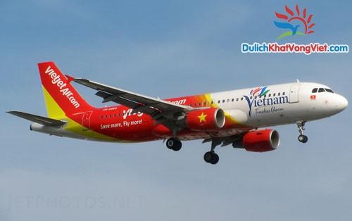 Vé máy bay TP Hồ Chí Minh đi Hà Nội