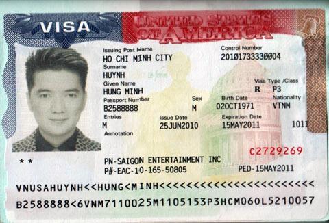 Visa Đông Nam Á