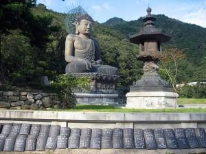 Chùa cổ Hàn Quốc