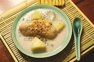 Chè chuối Kluay Buat Chee
