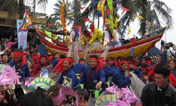 Lễ hội Cầu Ngư Thai Dương Hạ Huế