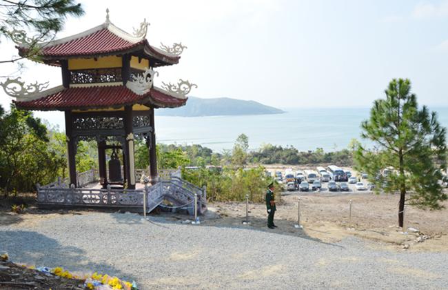 Vũng Chùa - Đảo Yến, nơi an nghỉ của Đại tướng Võ Nguyên Giáp