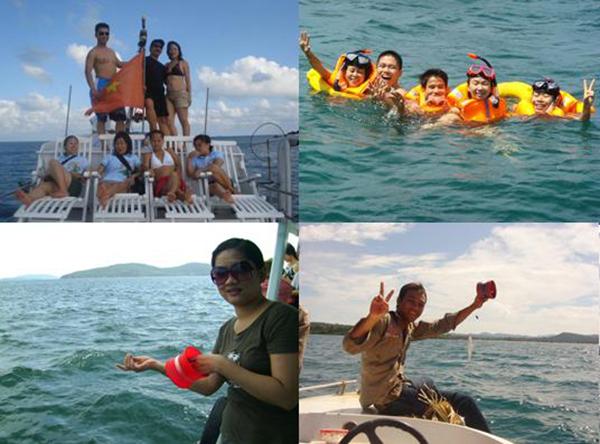 5 trải nghiệm thú vị tại Hòn Thơm Phú Quốc